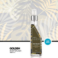 Body Mist Golden