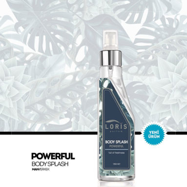 Body Mist Powerfull